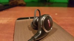 iClever Bluetooth Headphones charging