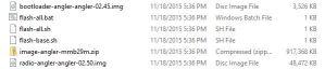 Nexus 6P Factory Images list