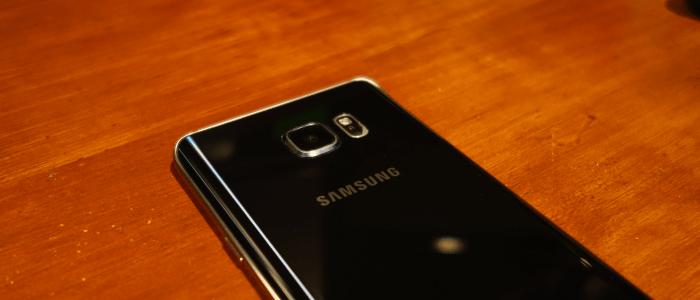 Samsung Galaxy S7 Feature Photo