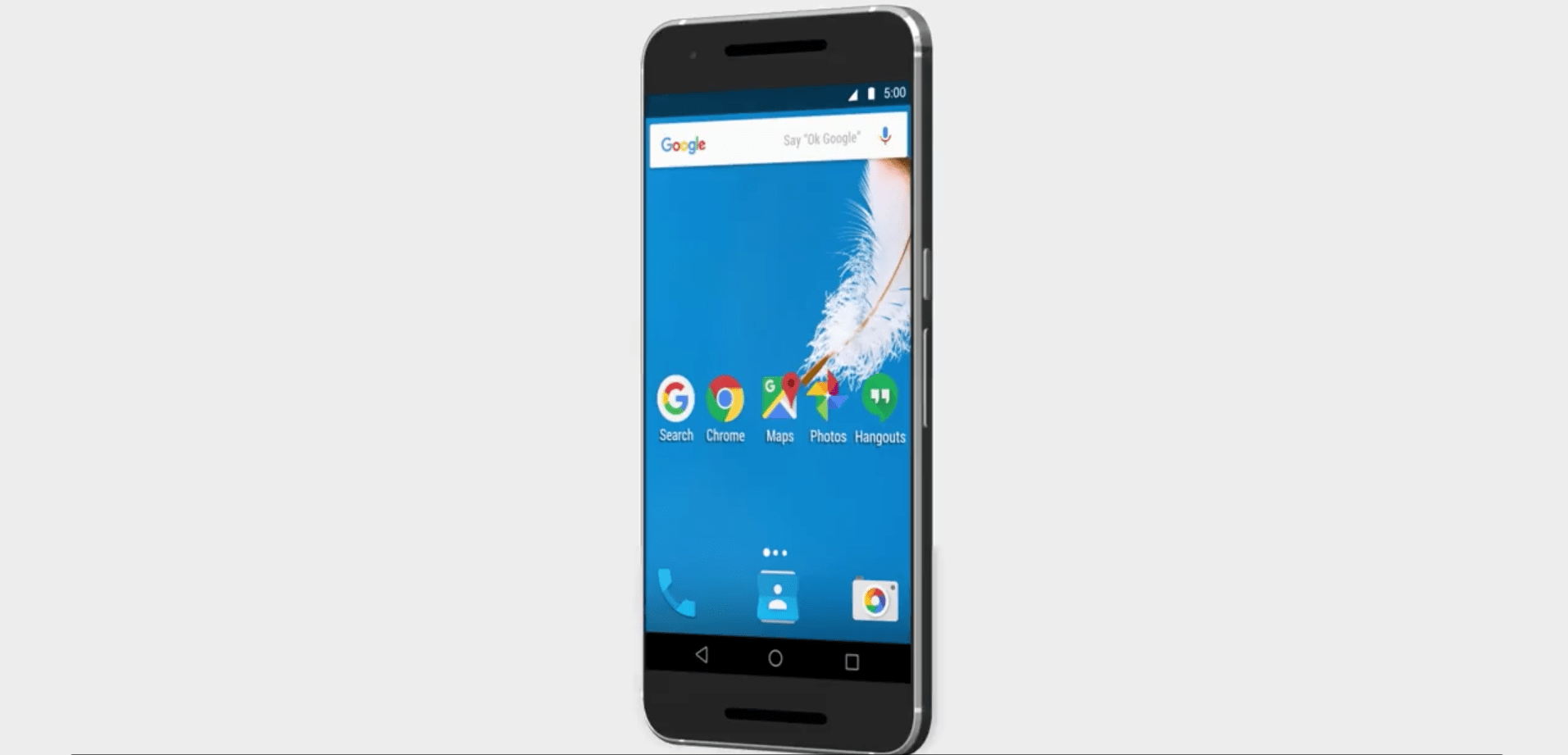 No App Drawer For Android N Hinted At In Google Tweet