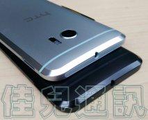 HTC 10 side by side
