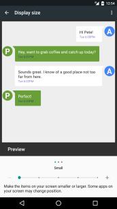 Android N screenshot 9