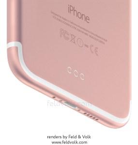 iPhone 7 bottom