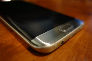 Galaxy S7 edge home button