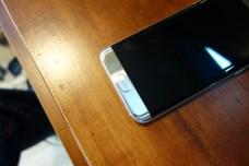 Galaxy S7 edge bottom