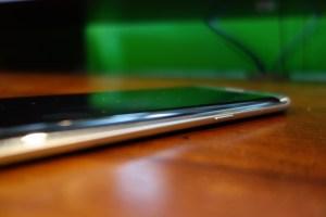 Galaxy S7 edge power button