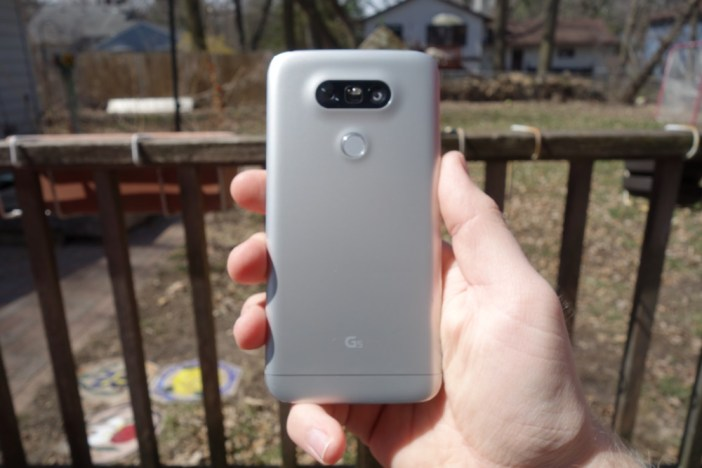 LG G5 back