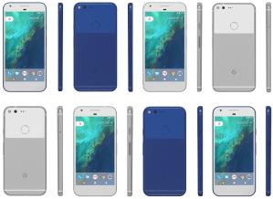 Pixel and Pixel XL