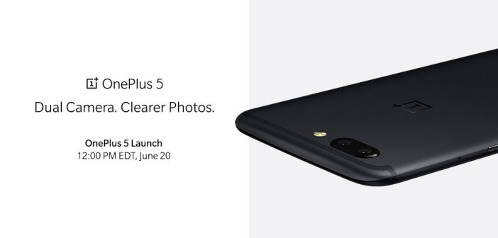 OnePlus 5 official image