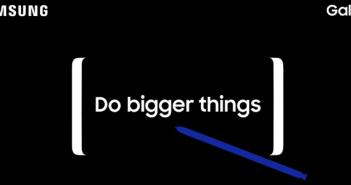 Galaxy Note8 pre-registration page