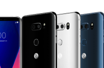 LG V30 color assortment