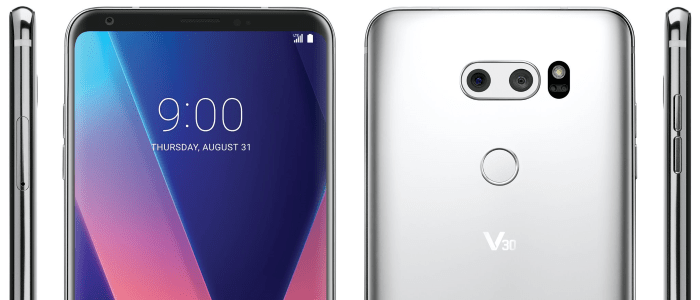 LG V30 featured image