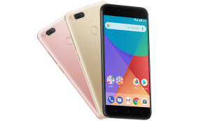 Android One Mi A1