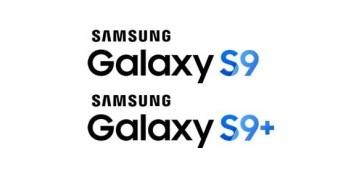 Galaxy S9 and Galaxy S9+ logo