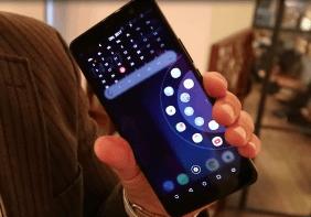 HTC U11 Plus Navigation