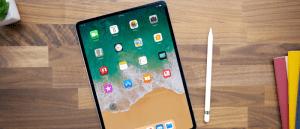 iPad Pro feature