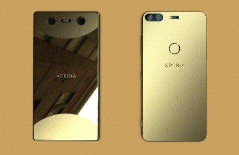 2018 Sony Xperia Devices back 1