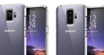 Galaxy S9 case leak