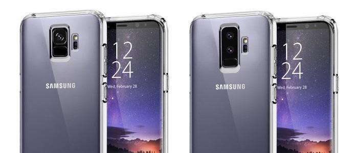 Galaxy S9 case leak