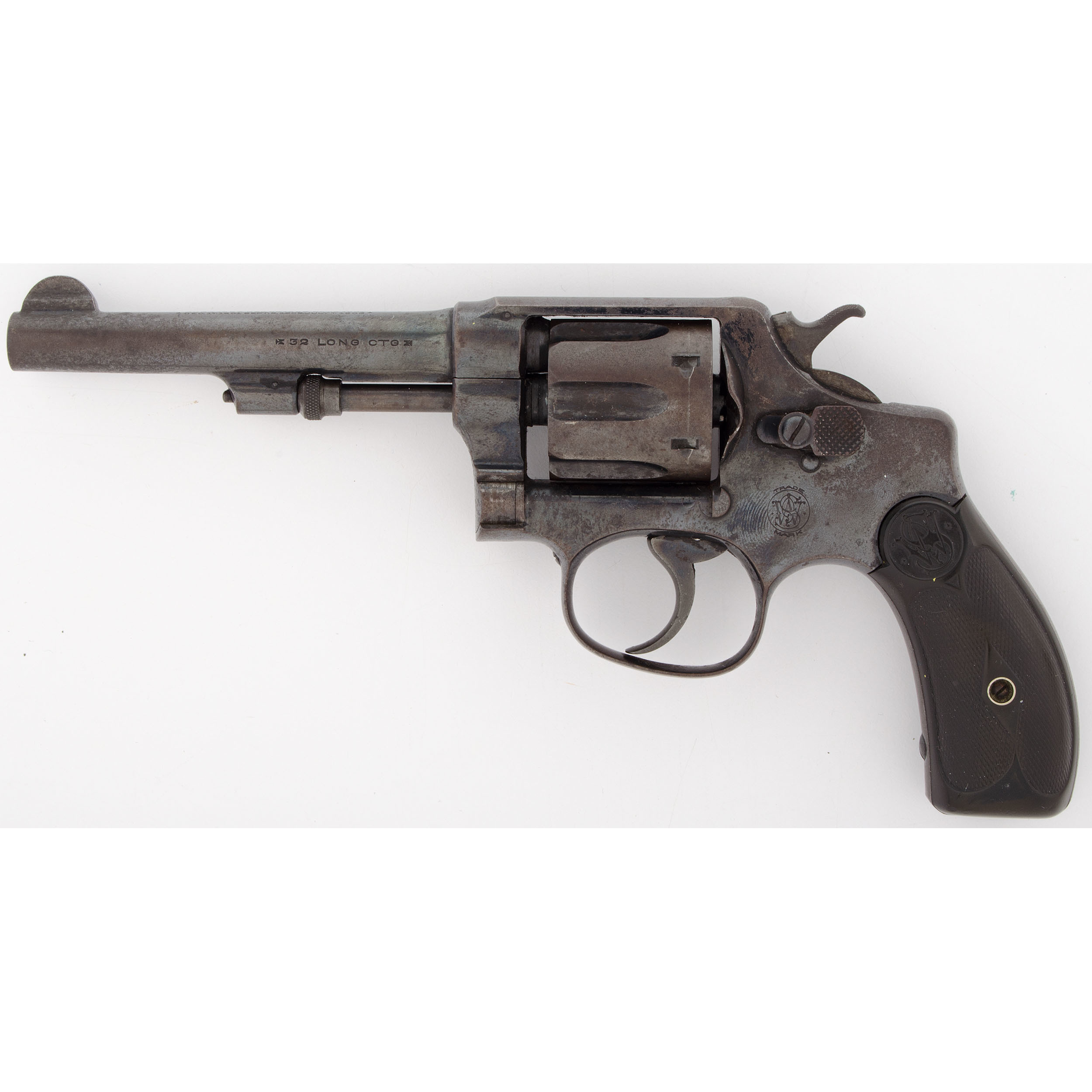 Smith Amp Wesson 32 Hand Ejector Model Of 1903 Revolver