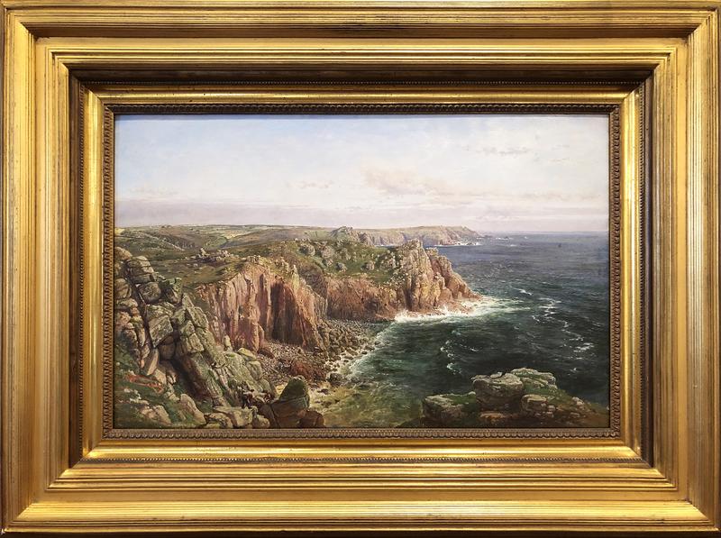 A Rocky Coast
