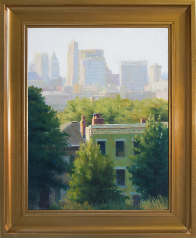 Cincinnati View (From Prospect Hill)