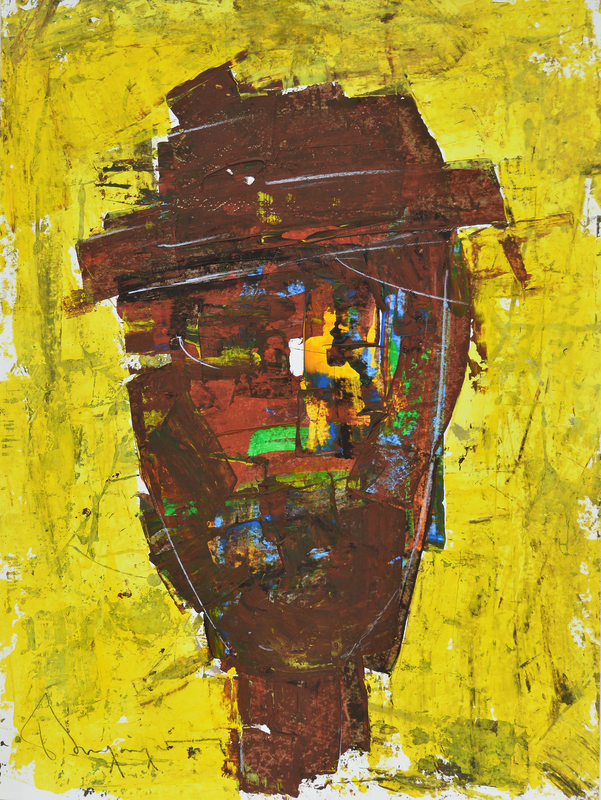 Head on Yellow, 1987