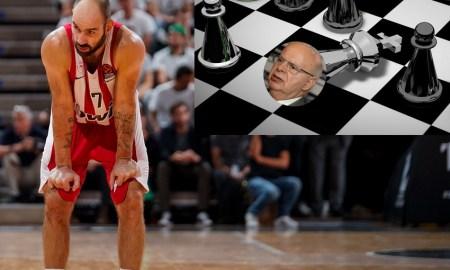 Σπανούλης Βασιλιάς Σκάκι Βασιλακόπουλος Βιλερμπάν