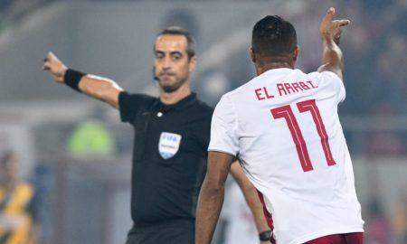 Ολυμπιακός ΑΕΚ Ελ Αραμπί γκολ