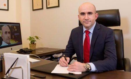 Δρ. Γρηγόρης Λέων ιατροδικαστής