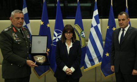 Αικατερίνη Σακελλαροπούλου Πρόεδρος της Δημοκρατίας