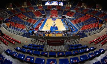 Euroleague άδειο γήπεδο