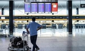 ΕΕ Αεροδρόμια σύνορα