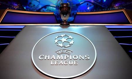 UEFA Champions League Γκαλά Κλήρωση ΕΠΟ