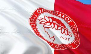 Ολυμπιακός σημαία ΠΑΕ Ολυμπιακός