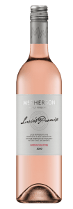 McPherson Grenache Rosé Lucie's Promise available at FWS Wines