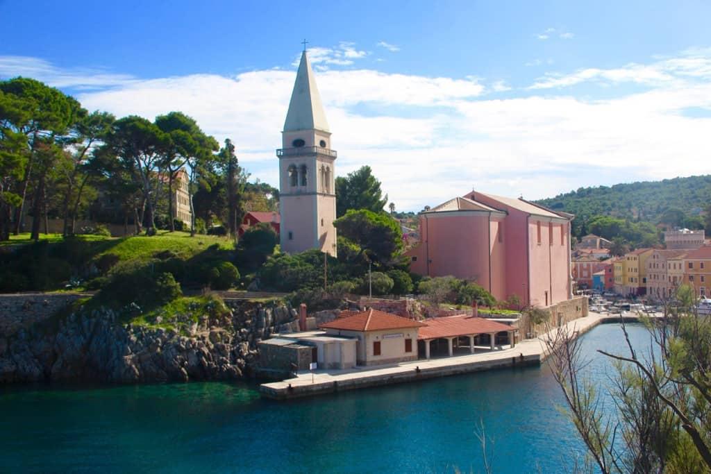 Losinj Island, Croatia. FWT Magazine.
