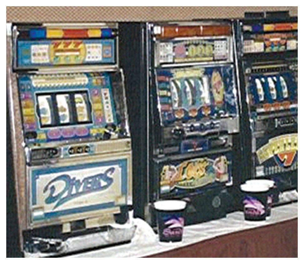Slot Machines Rental Fantasy World Entertainment MD