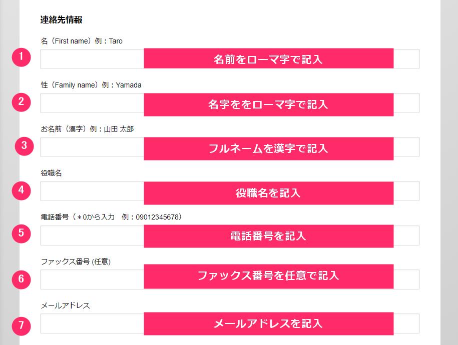 axiory 法人口座開設 連絡先情報