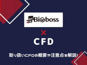 Bigboss ビッグボス CFD