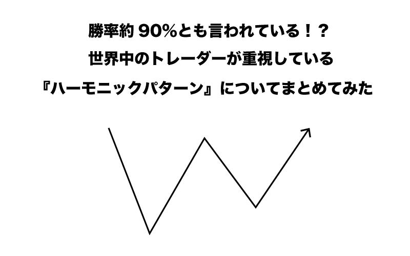 FX ハーモニックパターン