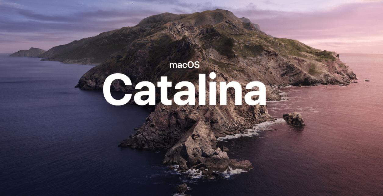 Mac Catalina OS XM MT4