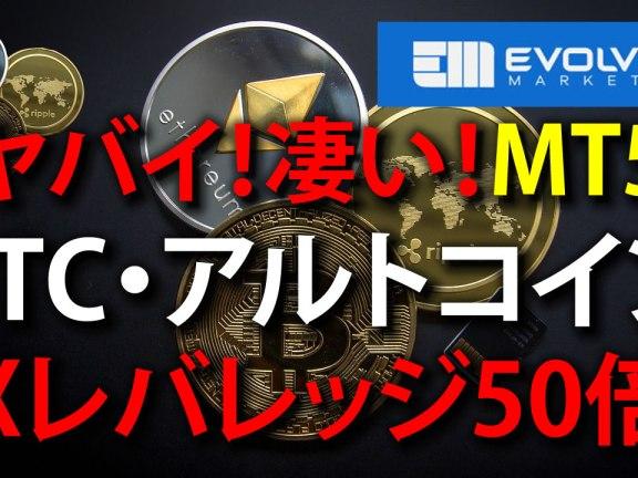 evolvemarkets_mt5 レバレッジ50倍