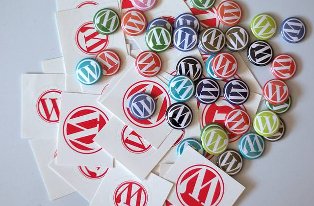 New WordPress Buttons and Stickers / Nikolay Bachiyski