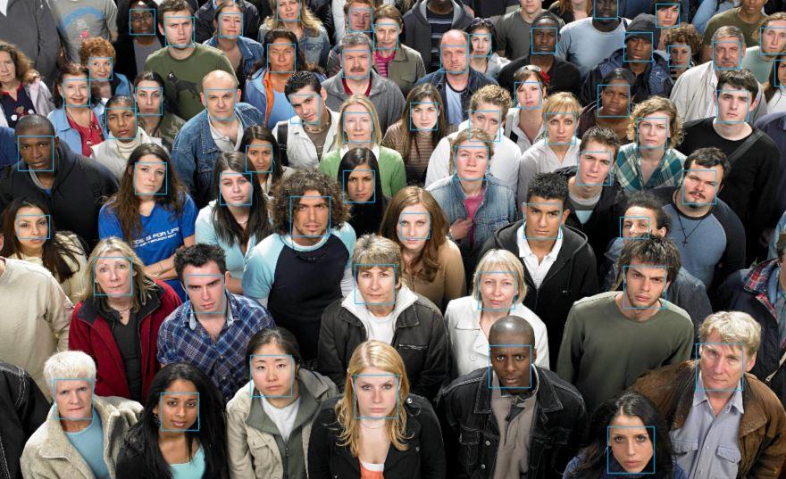 Detección y reconocimiento facial: proceso automatizado por software