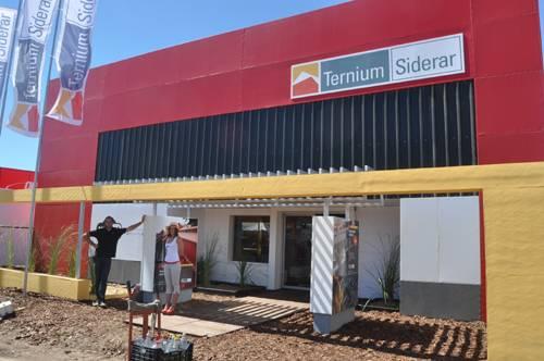 Fx2 visitó Ternium Siderar en Argentina por un nuevo proyecto