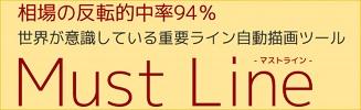 相場の反転的中率94%!!世界が意識している重要ライン自動描画ツール限定公開