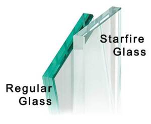 Starfier glass vs regular