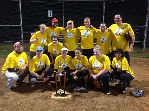 FXA Softball | Co-ed & Men's Adult Softball Leagues