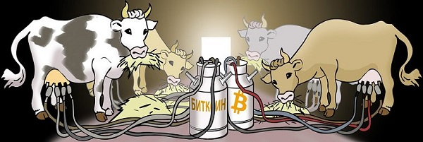 как заработать на биткоин за месяц